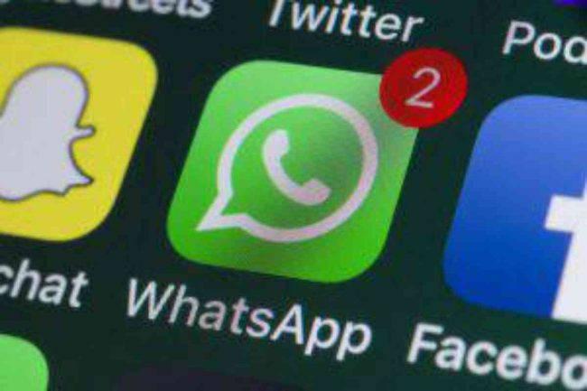 Whatsapp come spiare