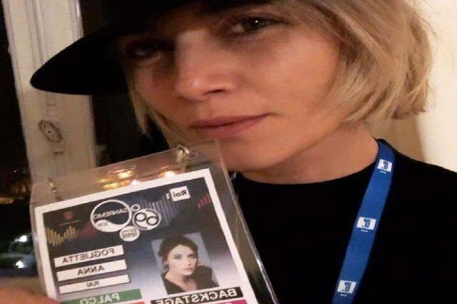 DopoFestival di Sanremo Anna Foglietta