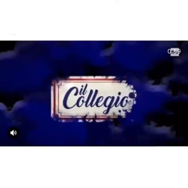 Stasera in Tv Il collegio