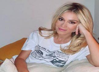 Diletta Leotta senza vestiti per il massaggio: Instagram in delirio per lei