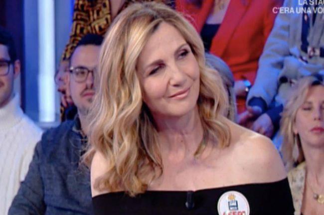 Vieni da me, Lorella Cuccarini: