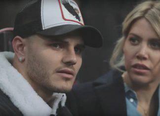 """Icardi invoca la """"Libertà"""" in un post su Instagram: arriva il like da chi non ti aspetti"""