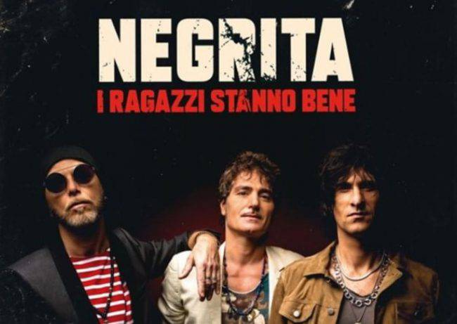 Negrita Sanremo 2019