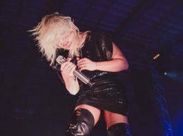Emma Marrone sul palco