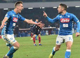 Stasera in TV Napoli Inter