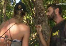 Soleil e Luca Isola dei famosi