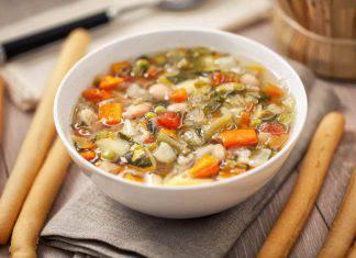 Dieta del minestrone come funziona