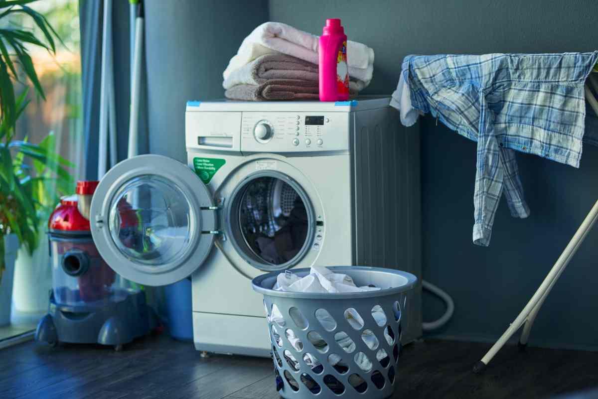 Lavatrice pulire rimedi