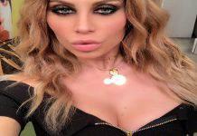Paola Caruso Instagram rabbia