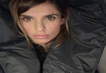 Elisabetta Canalis costume strettissimo