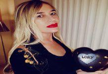 Lory Del Santo La Vita in Diretta