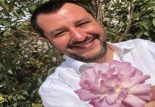 Matteo Salvini Alfonso Signorini
