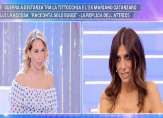 """Pomeriggio 5, accuse pesanti a Mariano Catanzaro: """"E' un manipolatore dell'anima"""""""