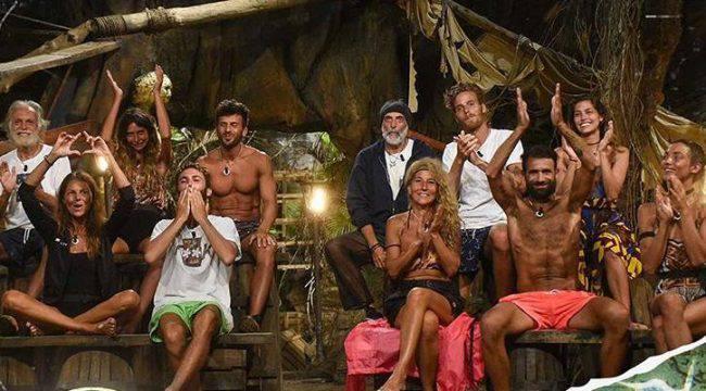 stasera in tv isola dei famosi  canale 5