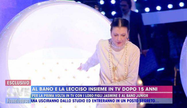 Carla Fracci rischia