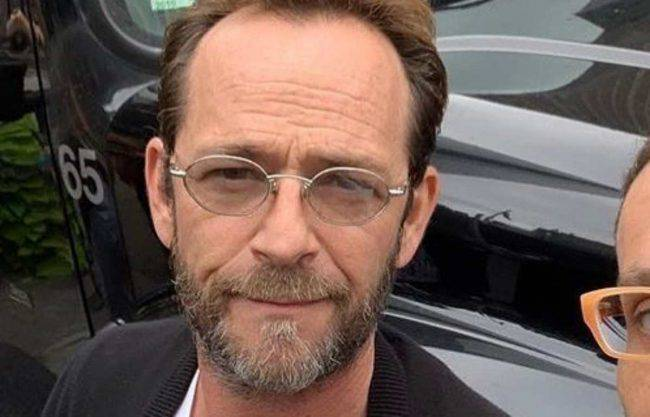 Fidanzata Luke Perry