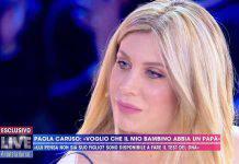 Paola Caruso l'appello