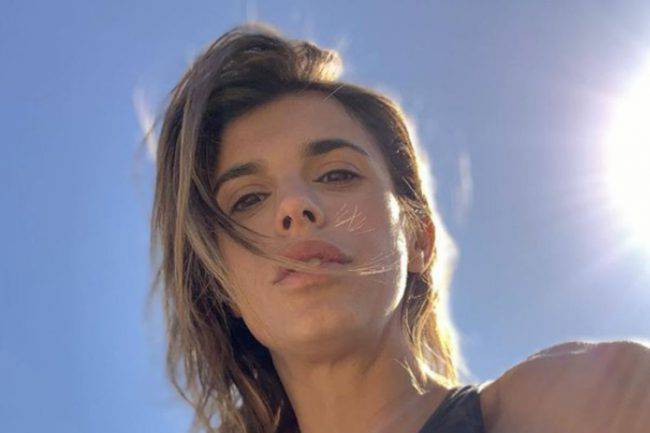 Elisabetta Canalis fisico