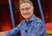 Paolo Bonolis lascia la tv annuncio