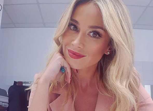Diletta leotta in abito corto instagram