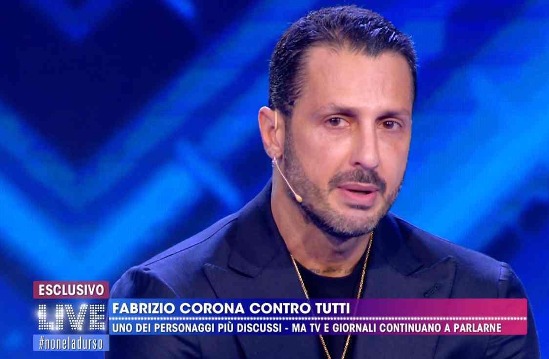 La scelta di Fabrizio Corona, cosa vuole fare il re del gossip?