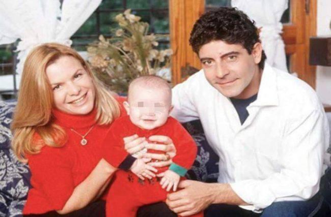 Luca Laurenti e il suo 'amore libero' con la moglie Raffaella Ferrari