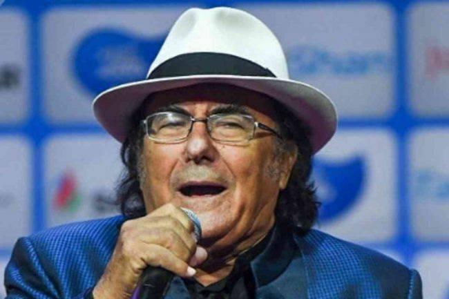 Albano Carrisi è una minaccia per l'Ucraina: arriva la risposta del cantante