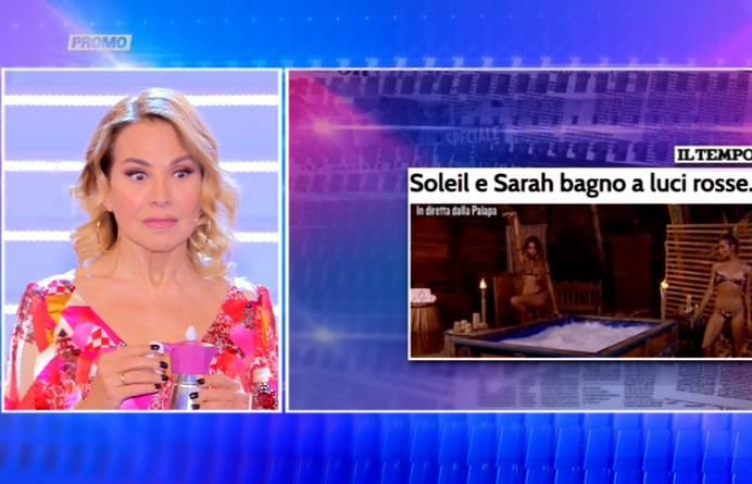 barbara-durso-pomeriggio-5-soleil-sarah