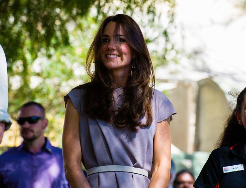Kate Middleton salvezza
