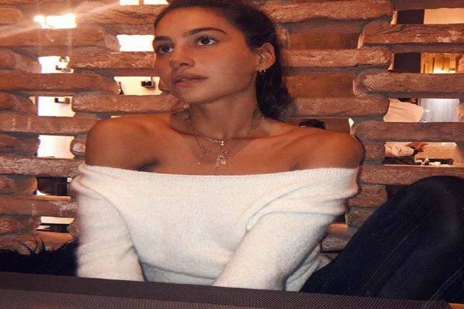 Ludovica Valli al Coachella