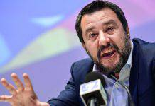 Salvini shock