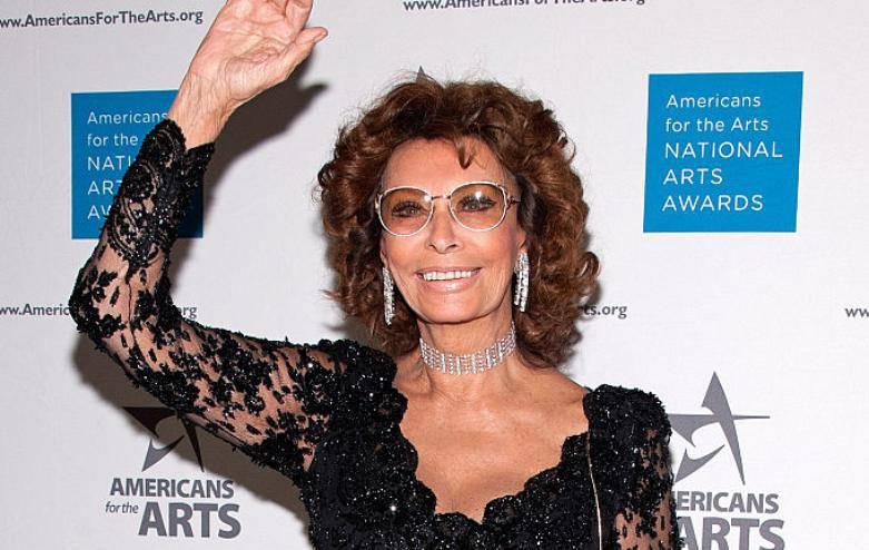 Chi è Sophia Loren