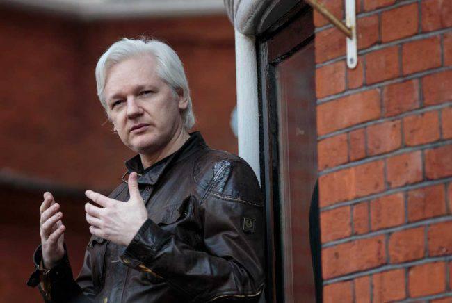 Chi è Julian Assange