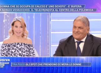 Barbara D'Urso perde la pazienza