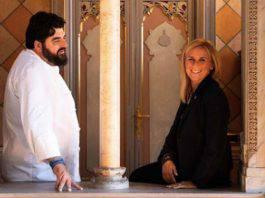 Chi è Cinzia Primatesta, la moglie vegetariana dello chef Cannavacciuolo: carriera, curiosità e vita privata