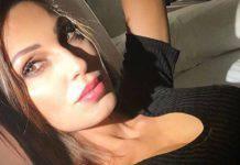 Anna Tatangelo nuda su Instagram: temperatura altissima in sauna