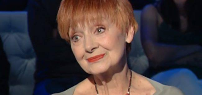 Domenica In, Milena Vukotic svela il suo più grande rimpianto: la dichiarazione commovente