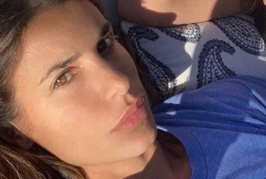 elisabetta canalis più sexy che mai su instagram