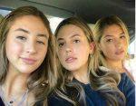 figlie sylvester stallone modelle