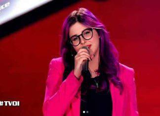 the voice sophia murgia rapper