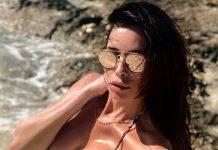 Aida Yespica relax bollente