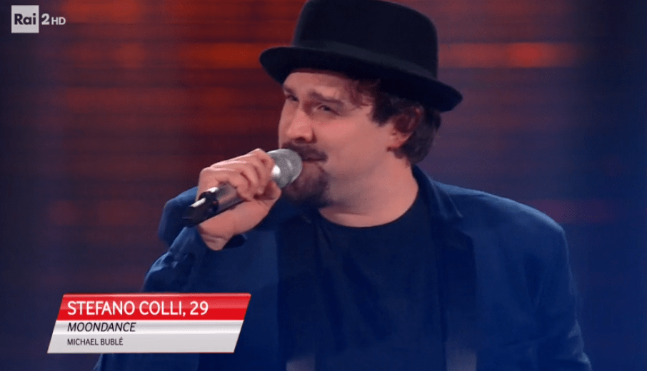 The Voice 2019 chi è Stefano Colli