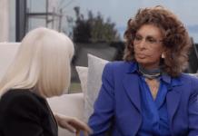 Sophia Loren amore segreto