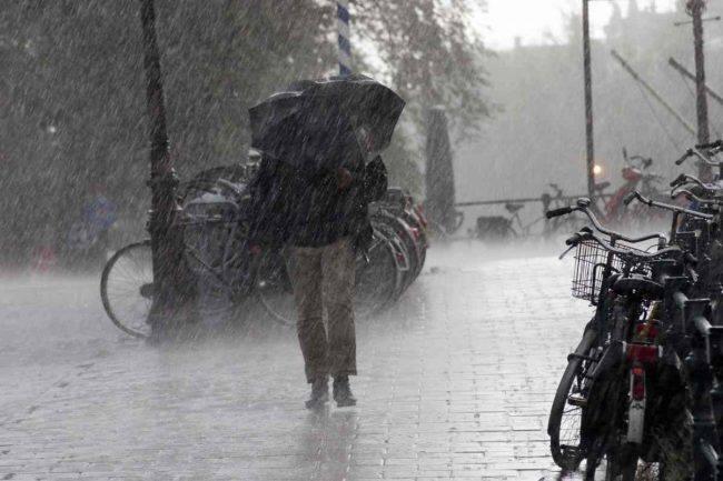 Meteo domani piogge temporali