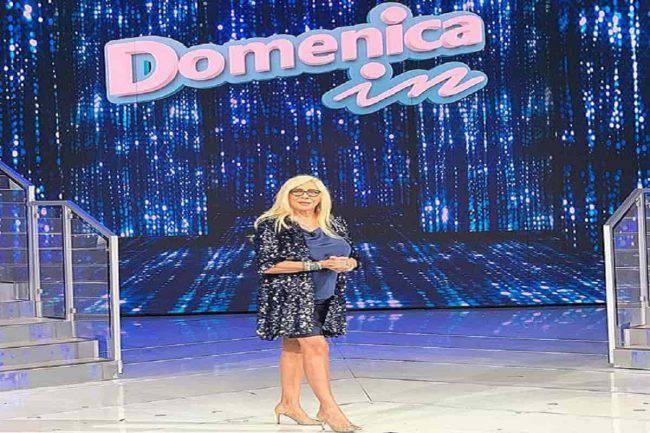 Domenica In, Riccardo Fogli e Karin Trentini: