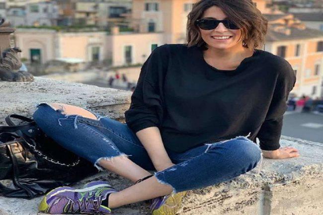 Elisa Isoardi verità selfie