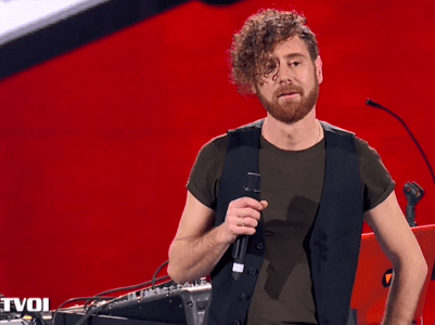 The Voice 2019 Davide Vettori