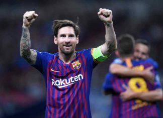 Messi in Italia