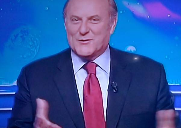 Gerry Scotti Hunziker