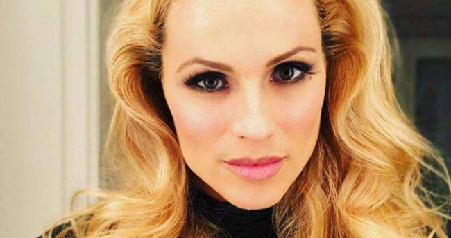 Michelle Hunziker commenta il caso Prati - Caltagirone: l'attacco della conduttrice